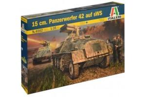 15 cm Panzerwerfer 42 auf sWS (1:35) - 6562