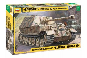 Elefant Sd.Kfz.184 (1:35) - 3659