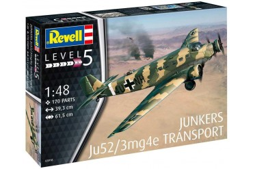 Junkers Ju52/3m Transport (1:48) - 03918