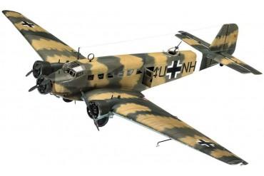 Plastic ModelKit letadlo 03918 - Junkers Ju52/3m Transport (1:48)