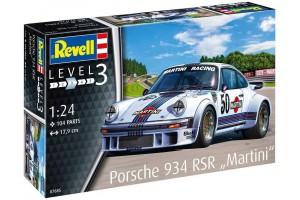 """Porsche 934 RSR """"Martini"""" (1:24) - 07685"""