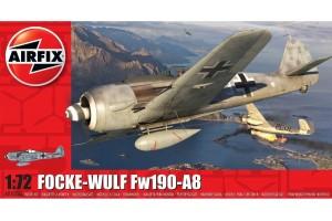 Focke-Wulf FW190A-8 (1:72) - A01020A