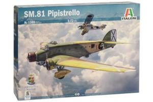 SM.81 PIPISTRELLO (1:72) - 1388