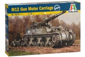 M12 Gun Motor Carriage (1:72) - 7076