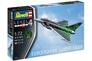 "Eurofighter ""Ghost Tiger "" (1:72) - 03884"
