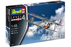 Nieuport 17 (1:48) - 03885