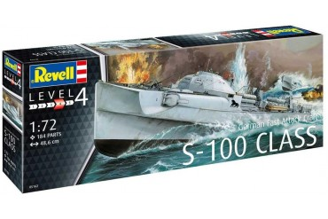 German Fast Attack Craft S-100 CLASS (1:72) - 05162