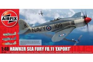 Hawker Sea Fury FB.II 'Export Edition' (1:48) - A06106