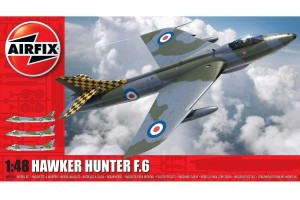 Hawker Hunter F6 (1:48) - A09185