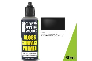 Gloss Black Surface Primer - 60ml - 1743