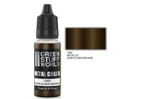 Dark Elder Bronze  Metalic - 17ml - 1866