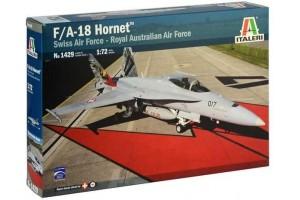 F/A 18 Hornet Swiss A.F./RAAF (1:72) - 1429