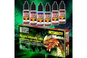 Intensity Inks Set 2 - 9352