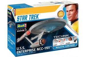 USS Enterprise NCC-1701 (1:600) - 00454