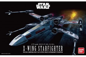 X-Wing Starfighter (1:72) - 01200