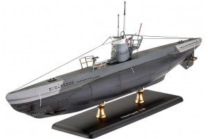 German Submarine Type IIB (1943) (1:144) - 65155