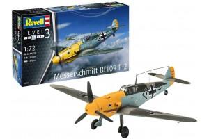 Messerschmitt Bf109 F-2 (1:72) - 63893