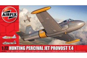 Hunting Percival Jet Provost T.4 (1:72) - A02107