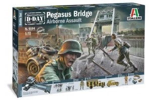 Pegasus Bridge Airborne Assault (1:72) - 6194