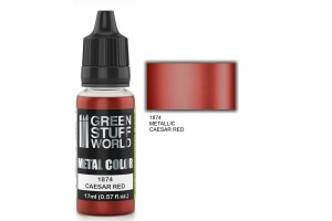 Caesar Red - 17ml - 1874