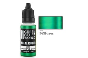 Sirenscale Green - 17ml - 1873