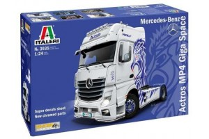 Mercedes-Benz ACTROS MP4 Giga Space (1:24) - 3935