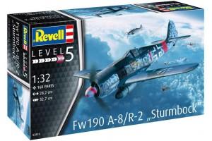 "Fw190 A-8 ""Sturmbock"" (1:32) - 03874"