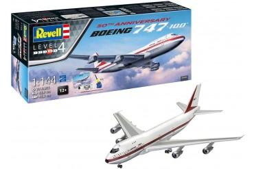 Gift-Set letadlo 05686 - Boeing 747-100, 50th Anniversary (1:144)