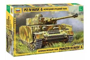 Panzer IV Ausf.G (1:35) - 3674