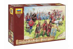 Republican Rome Infantry (RR) (1:72) - 8034