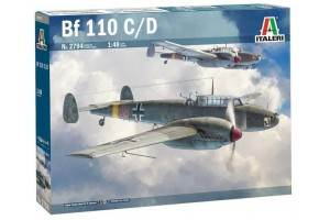 BF 110 C/D (1:48) - 2794