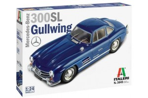 Mercedes Benz 300 SL Gullwing (1:24) - 3645