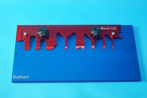 Rafhart V3 - Photoetch bending tool