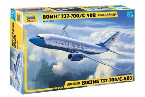 Boeing 737-700/C-40B (1:144) - 7027