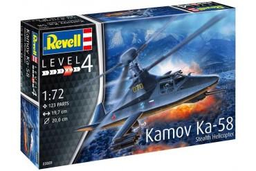 Kamov Ka-58 Stealth (1:72) - 63889