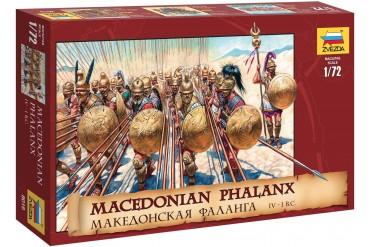 Wargames (AoB) figurky 8019 - Macedonian Phalanx (1:72)