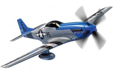 Quick Build letadlo J6046 - D-Day P-51D Mustang