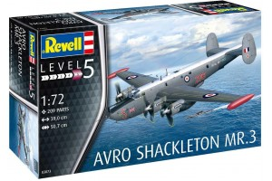 Avro Shackleton Mk.3 (1:72) - 03873