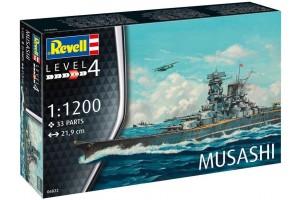 Musashi (1:1200) - 66822