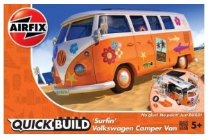 Quick Build auto J6032 - QUICKBUILD VW Camper Surfin'