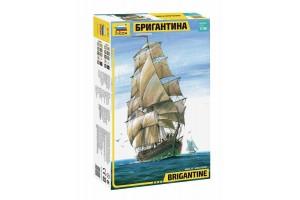 English Brigantine (RR) (1:100) - 9011