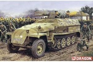 Sd.Kfz.251 Ausf.C + 3.7cm PaK 35/36 (1:72) - 7611