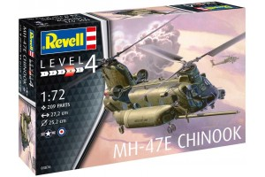 MH-47 Chinook (1:72) - 03876