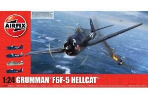 Grumman F6F5 Hellcat (1:24) - A19004