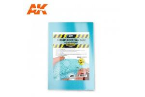 Construction foam - 2x6mm - 8096
