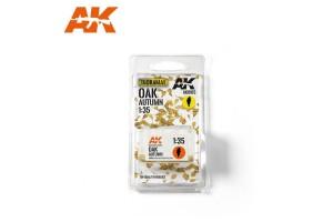 Oak autumn - 1:35 - 8105