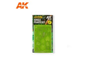 Jungle Plants set - 1:35 - 8138