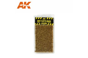 Dry tufts - 6mm - 8117