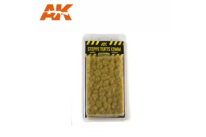 Steppe tufts - 12mm - 8125