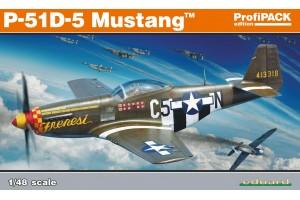P-51D-5 1:48 - 82101